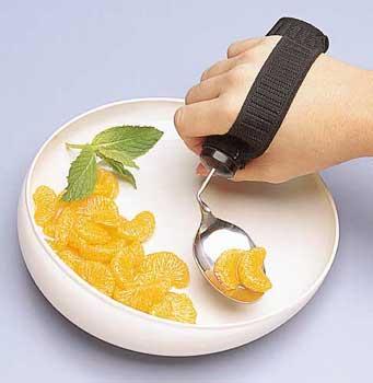 NC Goodie Strap - Ellerimi kullanamıyorum. Yemek yeme ve yazı yazma aparatı lazım..?