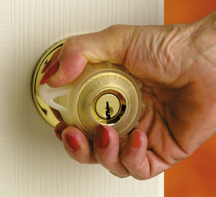 Great Grips Doorknob Turners - Discontinued