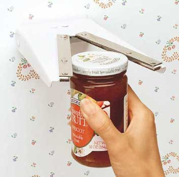 Zim Jar Opener Wall Mount Or Under Counter Mounting Options