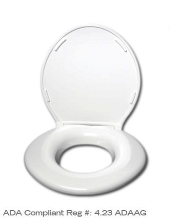 Big John Original Heavy Duty Toilet Seat
