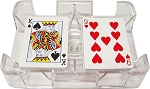 Clear Playing Card Tray