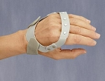 3pp® Polycentric Hinged Left Hand Ulnar Deviation Splint
