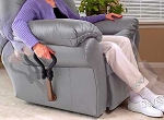 Recliner Lever Extension by Stander