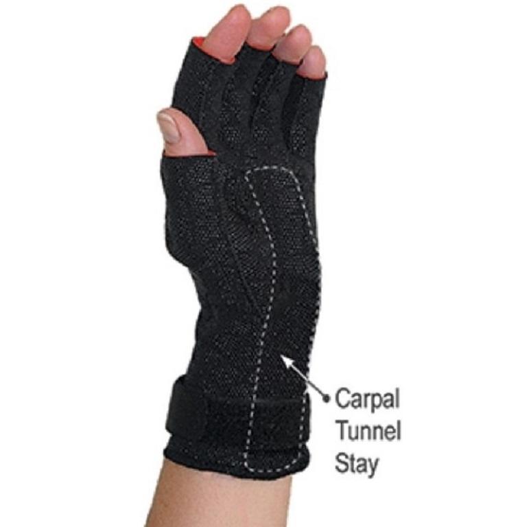 Thermoskins Carpal Tunnel Gloves :: Arthritis Gloves Wrist