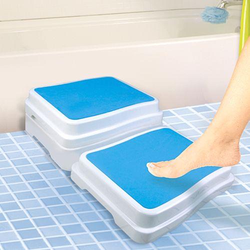 Bathtub Step Improve Bath Safety