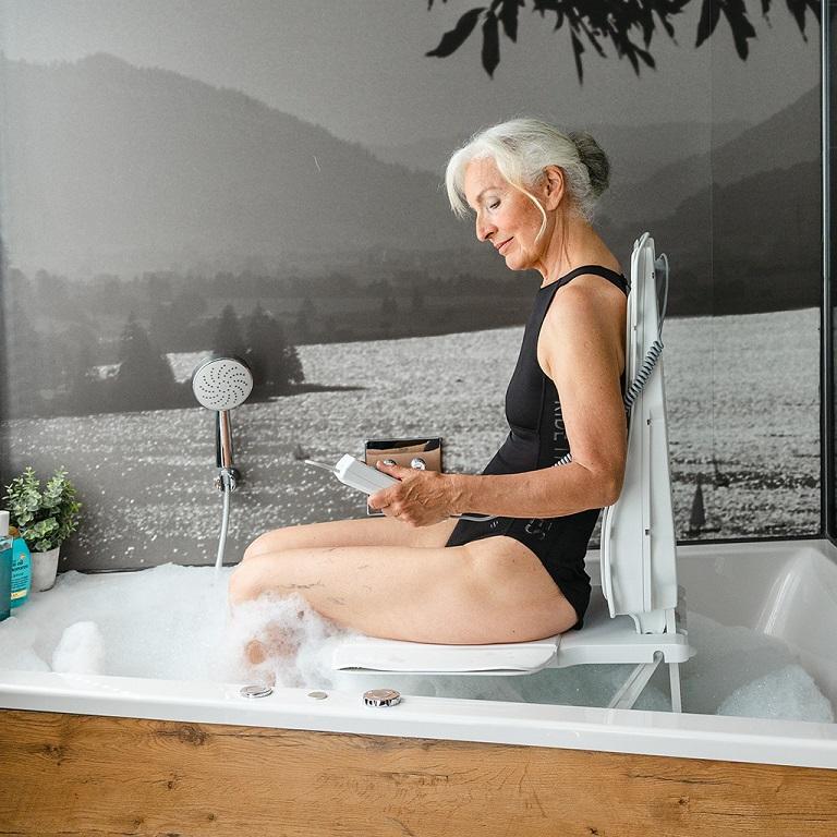 Bellavita Bath Tub Chair Lift