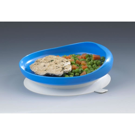 Scooper Plate with Suction Base