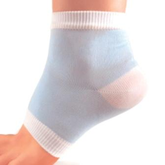 Silipos Moisturizing Gel Heel Sleeves