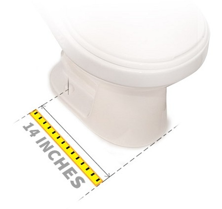 Commode And Toilet Riser
