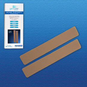 Gel Care Advanced Self-Adhesive Scar Therapy Strips