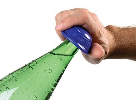 Dycem Bottle Opener Arthritis Bottle Opener