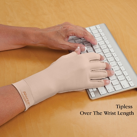 Norco Compression Glove Tipless Finger Right Hand