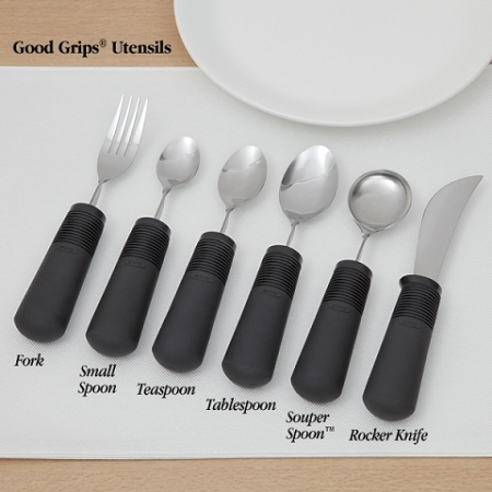 Good Grips Individual Utensils Bendable Eating Utensils