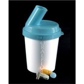 Oralflo Pill Cup - Discontinued