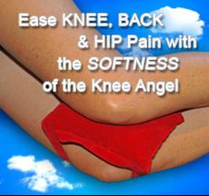 Knee Angel Leg Support Pillow Inflatable Between Knee