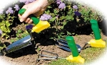 Peta Easi-Grip Garden Tools Set of 3