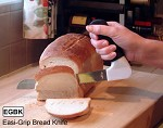 Easi-Grip Bread Knife