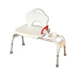 Health Circle Sliding Transfer Bench