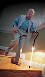 Pathlighter Lighted Walking Cane- Discontinued