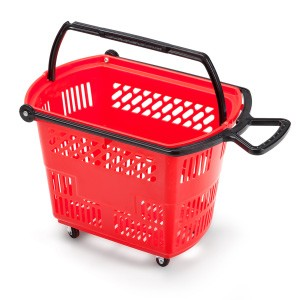 9 Gallon Personal Shopping Basket - Discontinued
