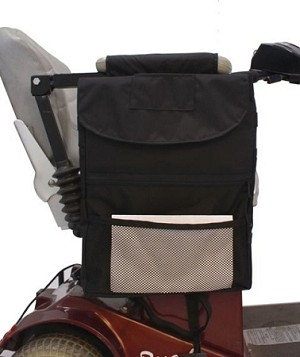 Large Scooter Saddle Bag