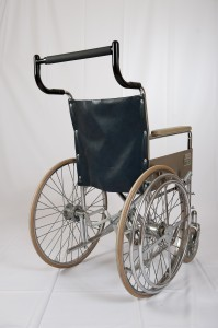 Wheelchair Push Bar - Discontinued