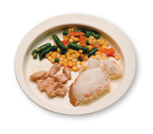 Round Up Plate
