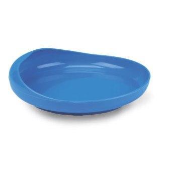 Blue Scooper Plate
