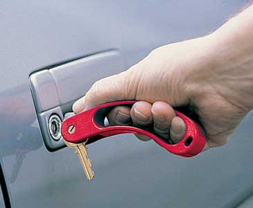 Hole in One Key Holder
