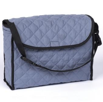 Quilted Walker Tote Bag