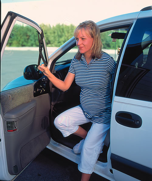 Car Caddie By Stander Transfer Standing Aid