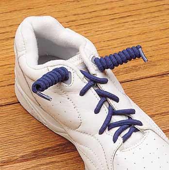 White M Shoe Laces