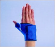 Neoprene Wrap on Thumb Support - Discontinued