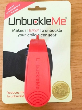 Unbuckle Me Car Seat Tool Helps Push Button To Release