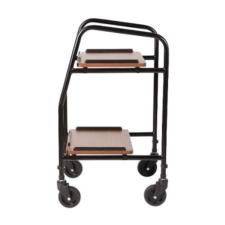 Dmi Adjustable Rolling Food Cart Swivel Wheels Help