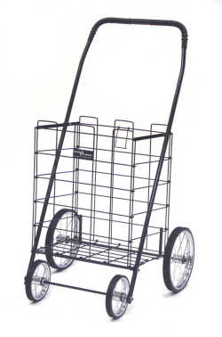 Medium Shopping Cart with Wheels