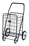 Jumbo Folding Shopping Cart