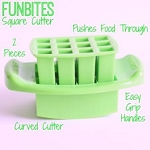 FunBites Cube It Food Chopper - Discontinued