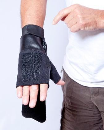 Gripeeze Fingerless Mitten Right Hand