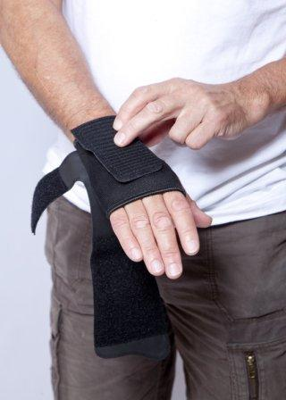 Gripeeze Elastic Tube Gripping Aid Arthritis Grip System