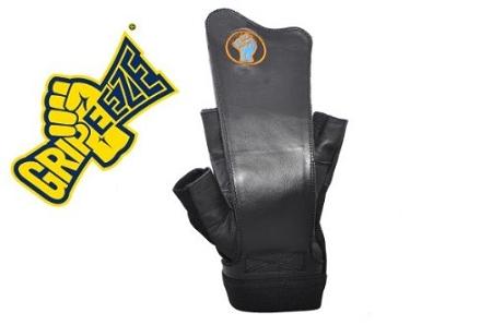 Gripeeze Fingerless Sports Glove Right Hand