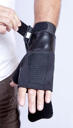 Gripeeze Fingerless Mitten Left Hand