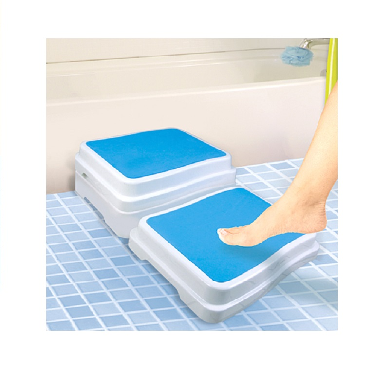 Bathtub Step Improve Bath Safety For Users With Arthritis