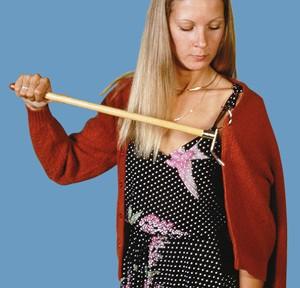 Dressing Stick Assistive Dressing Aid