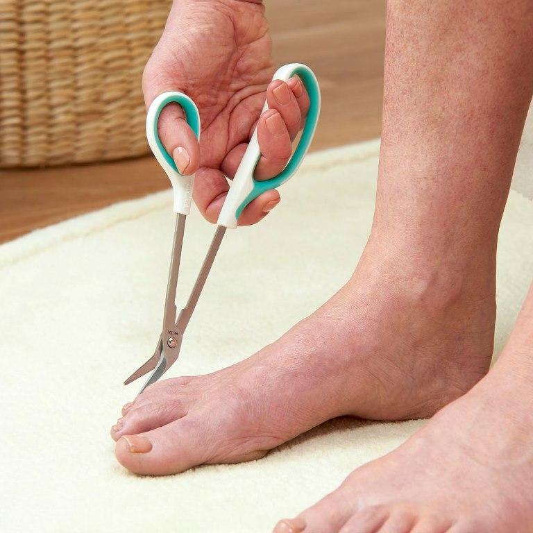 Long Reach Toenail Cutters