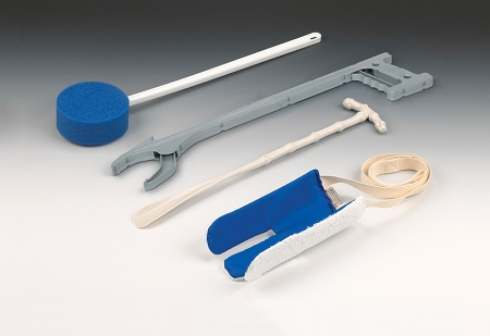 Bend Aids Hip Replacement Kit Assistive Dressing