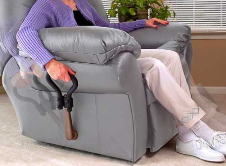 Recliner-Lever-Extension-by-Stander