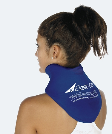 Elasto Gel Cervical Collar Wrap Gel Pad For Arthritis