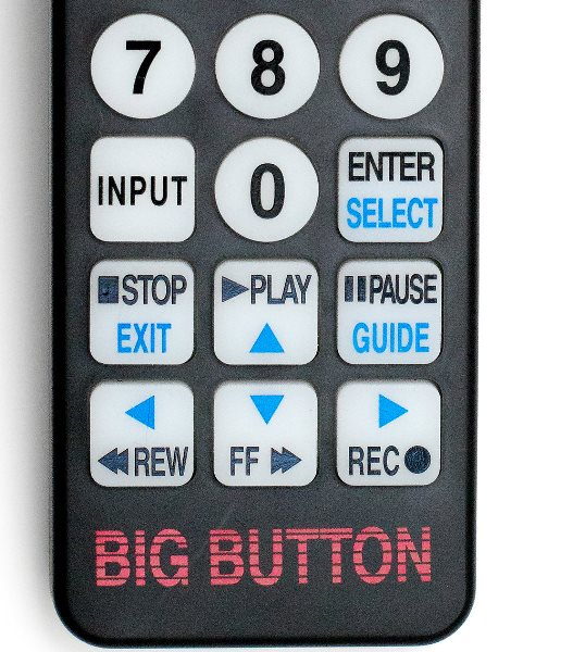 big button universal remote 42283430