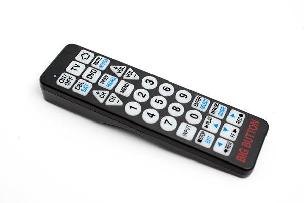Big Button Universal Remote Control